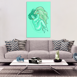 Pisces Canvas