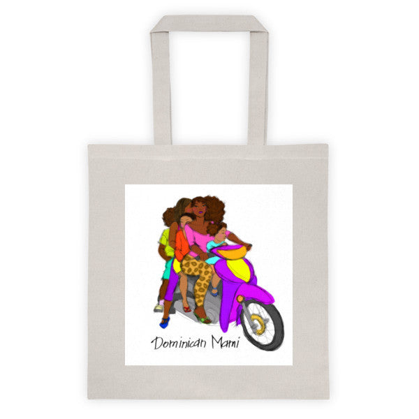 Dominican Mami Tote bag