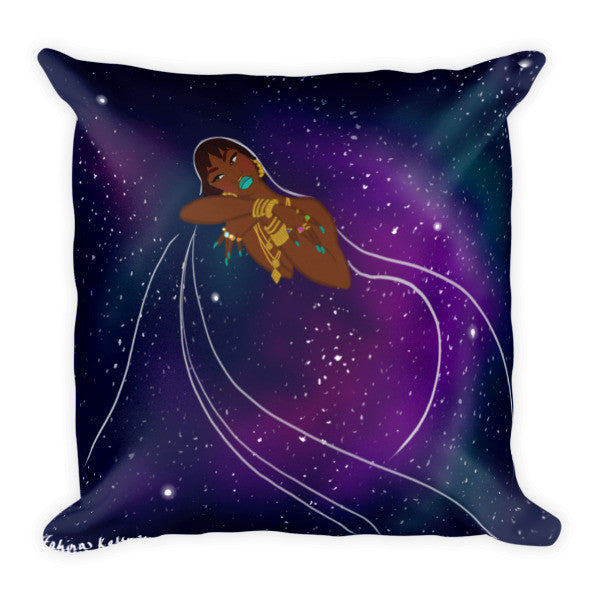 Galaxy Princess I Pillow