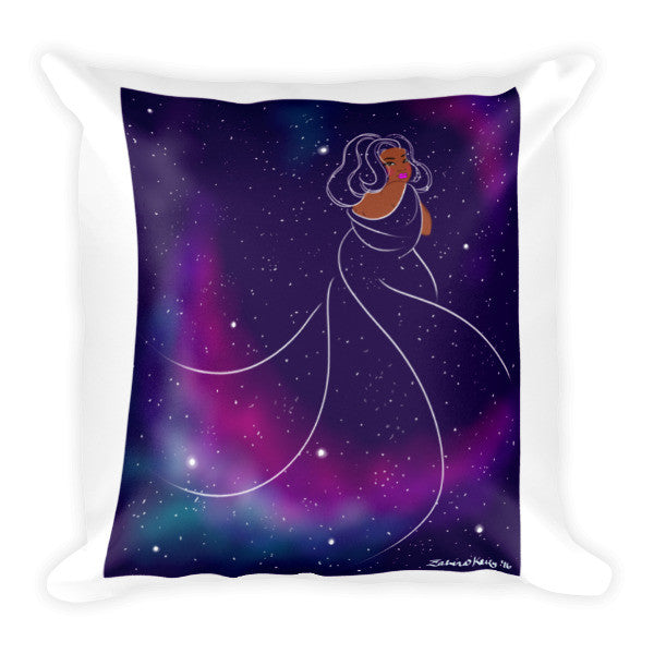 Galaxy Princess II Pillow