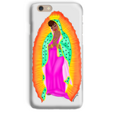 virgen negra Phone Case