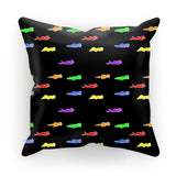 Color Femmes Print Cushion