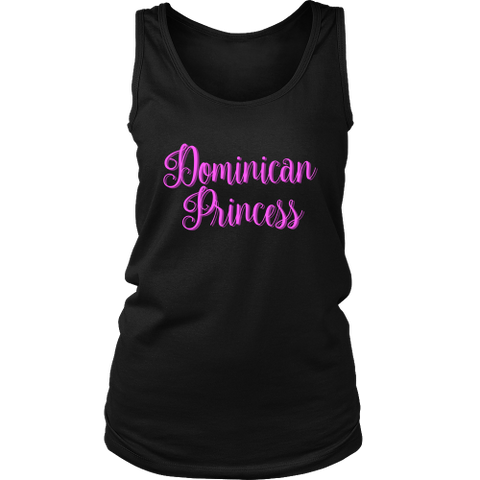 Dominican Princess Tank Top