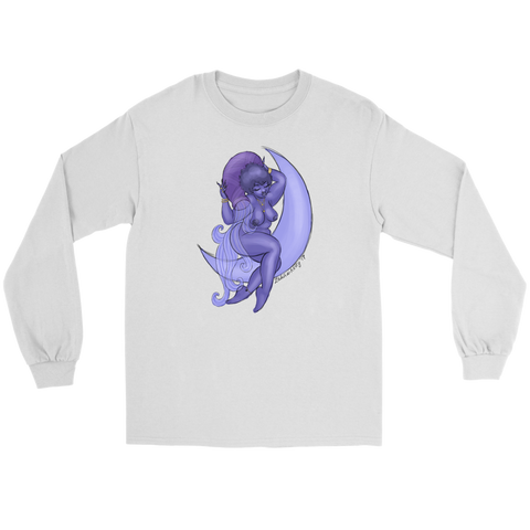 Aquarius Long Sleeve Tee