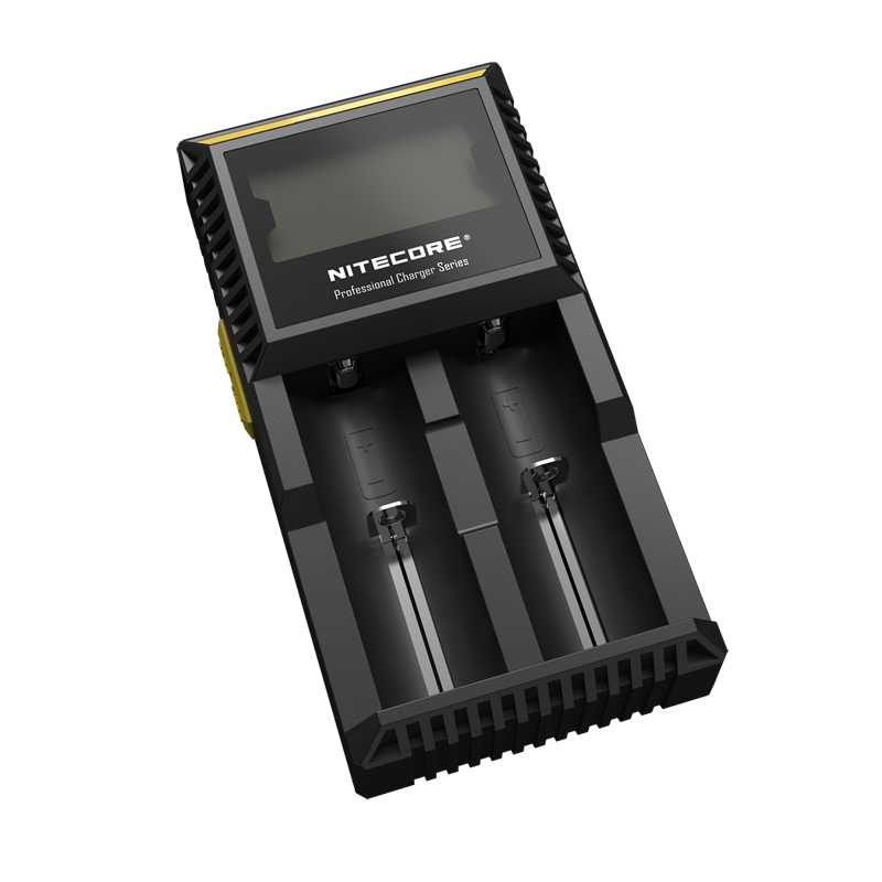 NiteCore D2 Intelligent Battery Charger