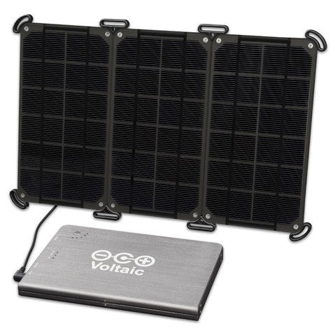 Voltaic 10 Watt Solar Laptop Charger Kit