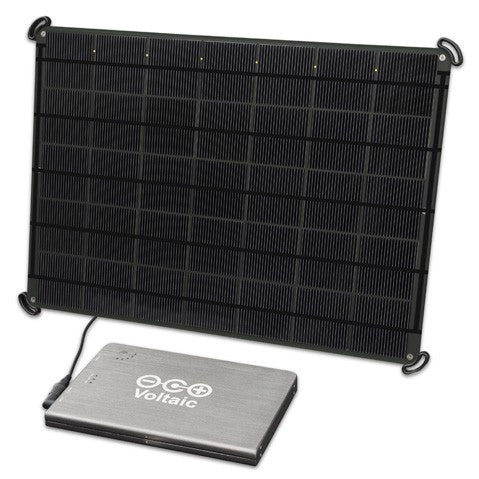 Voltaic 17 Watt Solar Charger Kit
