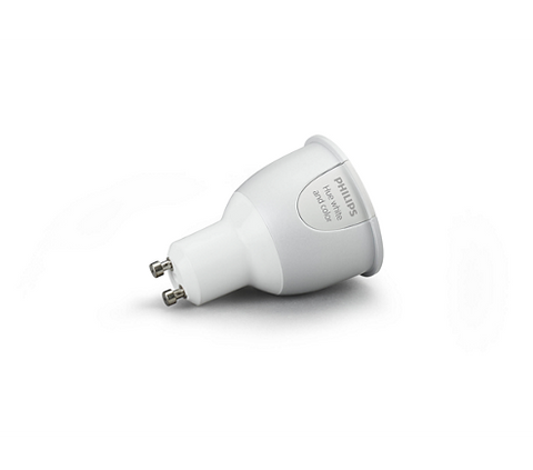 Philips Hue Bulb GU10 White and Colour