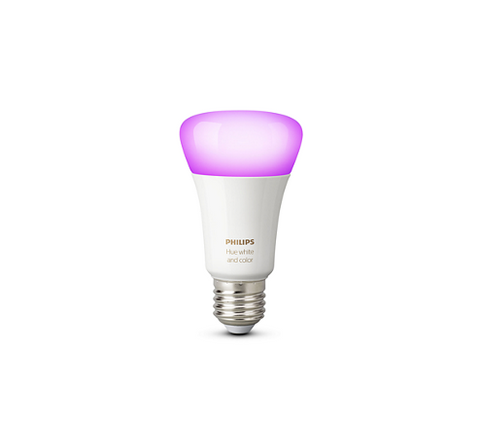 Philips Hue Bulb E27 White and Colour