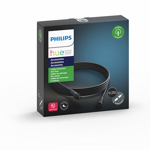 Philips Hue OUTDOOR AMBIANCE LILY/CALLA LED LIGHT 5M EXTENSION CABLE
