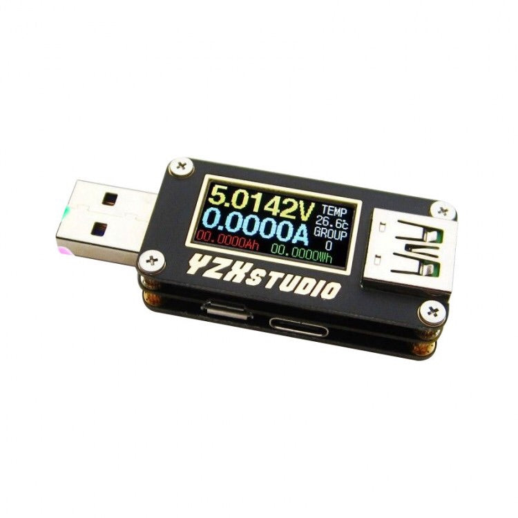 YZXstudio USB 3.0 Power Monitor Voltage and Current Meter