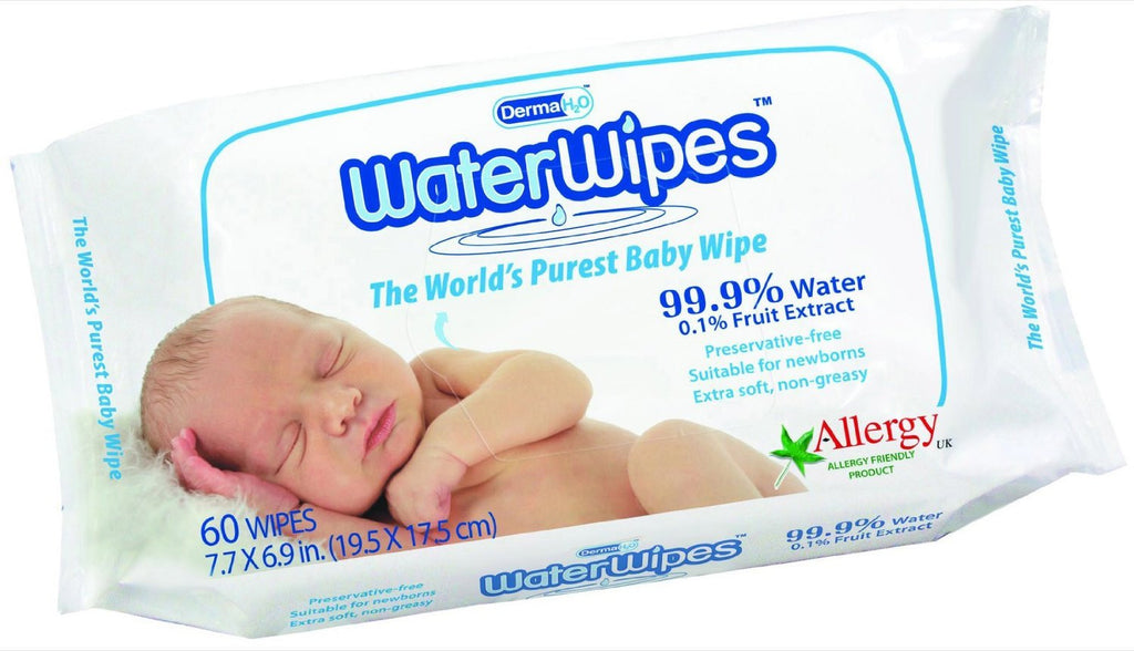 WaterWipes 60 pack
