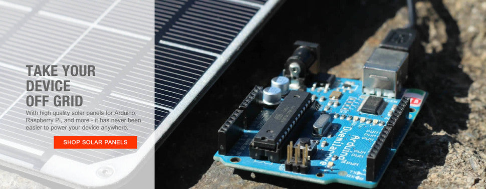Voltaic V44 V15 portable solar power and UPS for RasberyPI, arduino and many other computing platforms, Christchurch, New Zealand