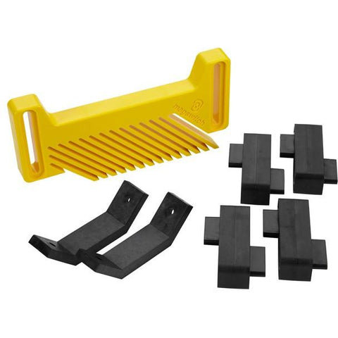 Vertical Featherboard Attachment (with Risers) - Mag-Tools - 1