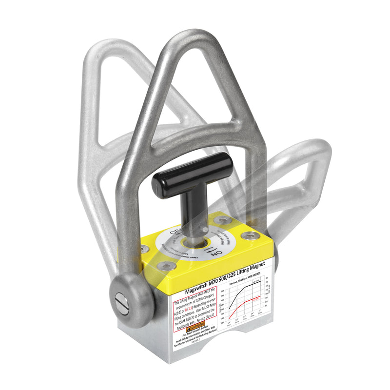 Magswitch MLAY1000 Lifting Magnet - 8100088, , Magswitch,Mag-Tools - Magswitch Tools