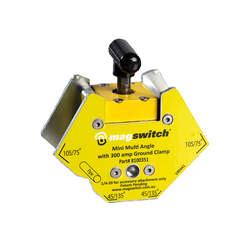Magswitch Mini Multi Angle with 300 Amp - 8100351, Angle Tools, Magswitch,Mag-Tools - Magswitch Tools
