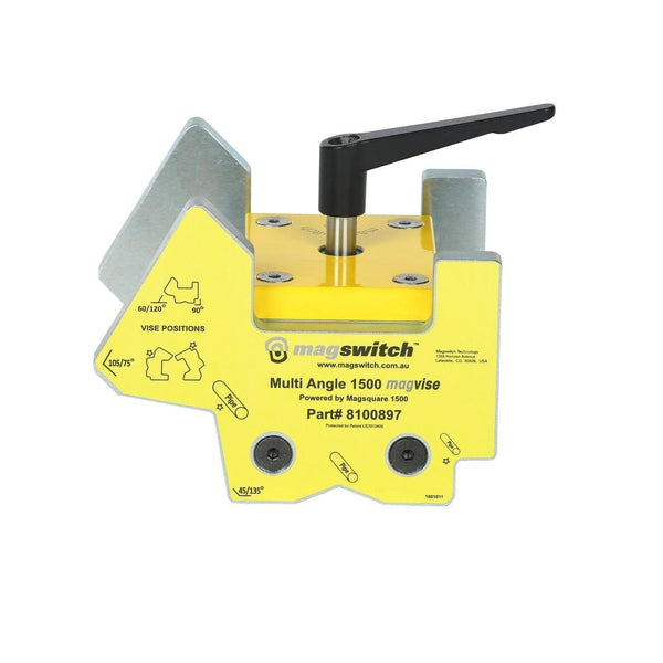 Magswitch MagVise 1500 - 8100897, Angle Tools, Magswitch,Mag-Tools - Magswitch Tools