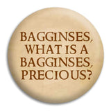 Bagginses Button Badge