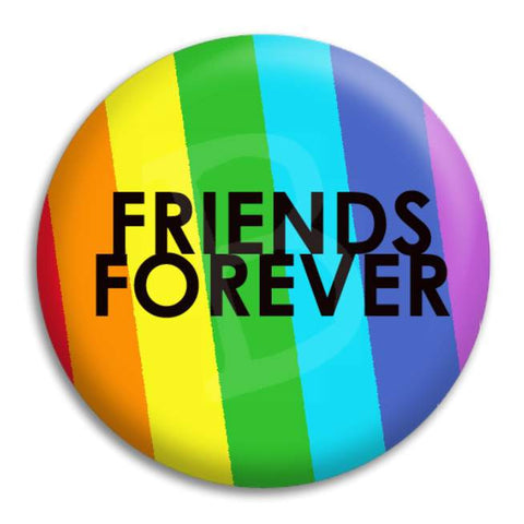 Friends Forever 2 Button Badge