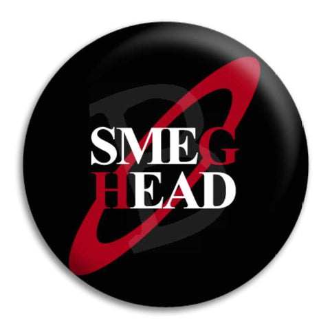 Smeg Head Button Badge