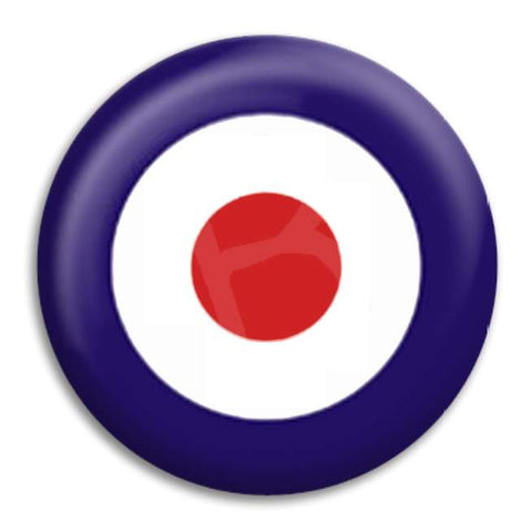 Target Button Badge