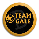 Team Gale Button Badge