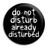 Do Not Disturb Button Badge