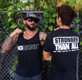 Stronger Than All T-Shirt- White