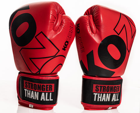 RED KO GLOVES