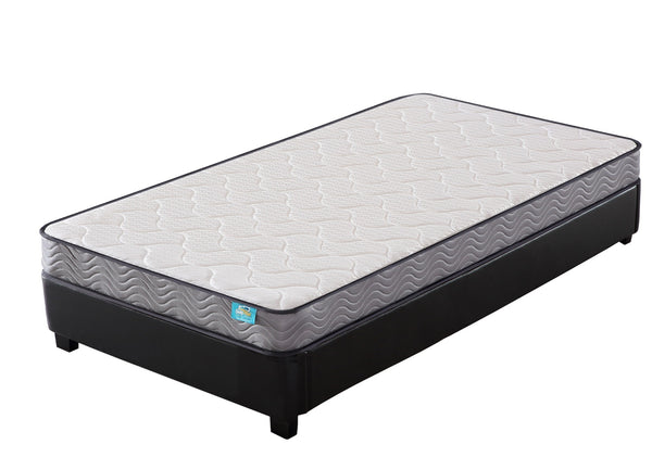 ViscoLogic SAVY Deep Feel High Density Foam Mattress for Guest Beds, Bunk Beds (Twin)