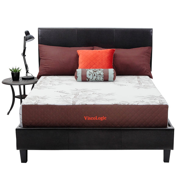 ViscoLogic TWILIGHT 10 inch Memory Foam Mattress