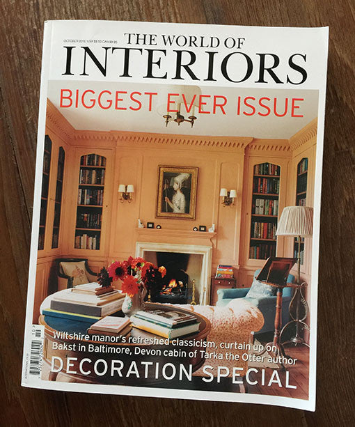 World of Interiors: Book Review