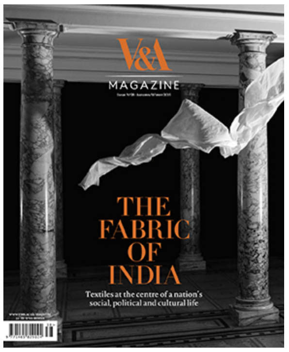V&A Magazine: Block Printing and The Fabric of India