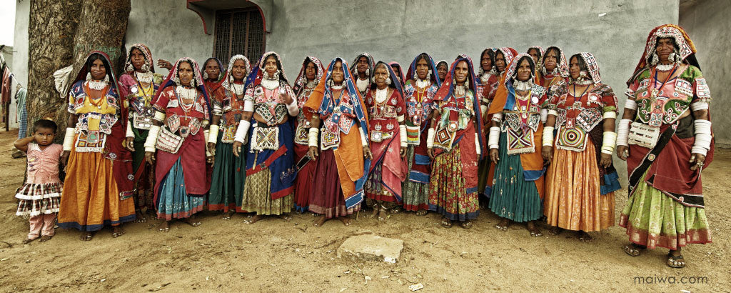 Banjara Women, Telangana, India