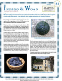 How to Dye with Indigo or Woad