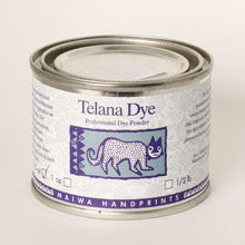 Telana Dye 28g (1 oz) navy blue