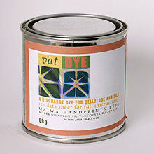 Vat Dye 60g (2.1 oz) gold