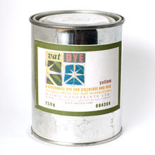 Vat Dye 250g (8.9 oz) black