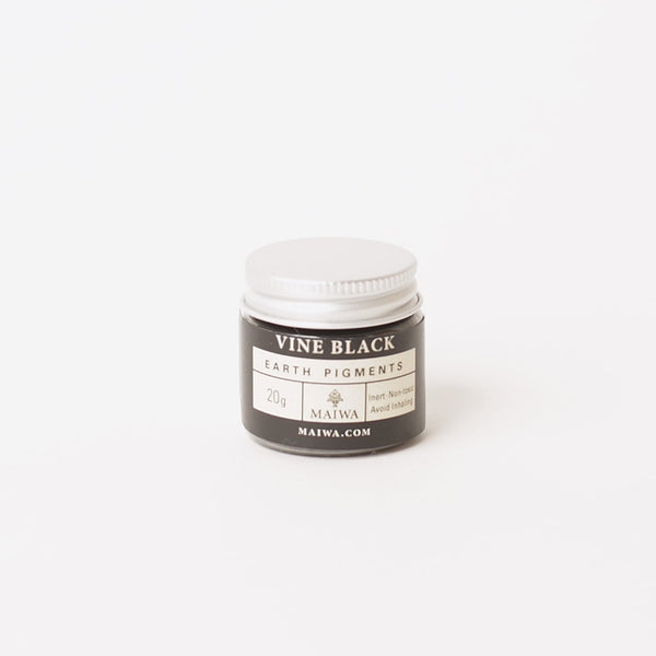 Vine Black Earth Pigment from Maiwa