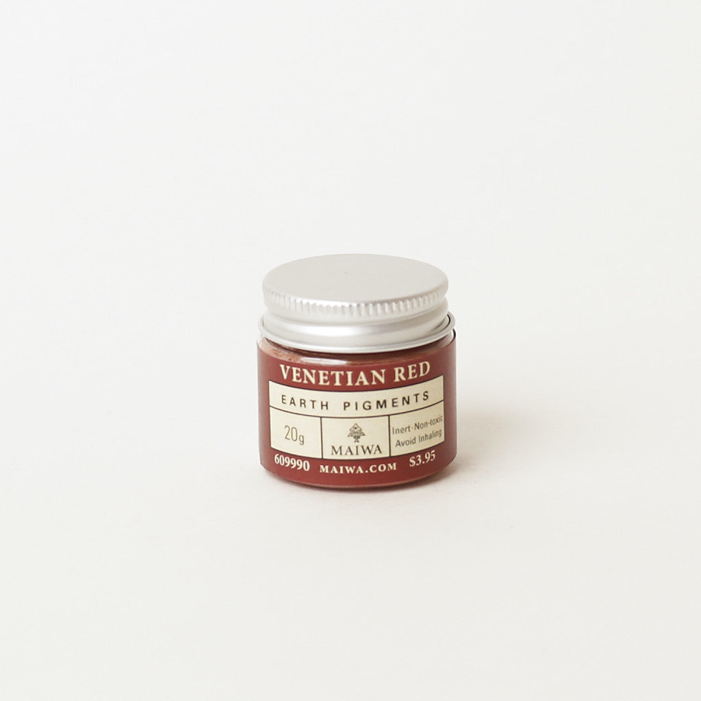 Venetian Red Earth Pigment