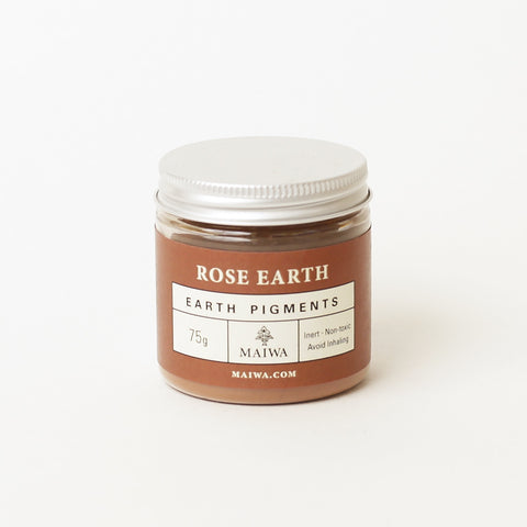 Rose Earth Pigment from Maiwa