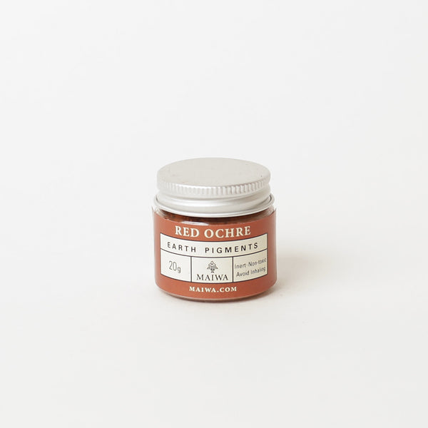 Red Ochre Earth Pigment from Maiwa