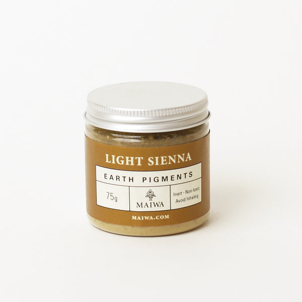 Light Sienna Earth Pigment from Maiwa