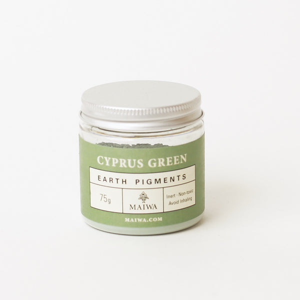 Cyprus Green Earth Pigment from Maiwa