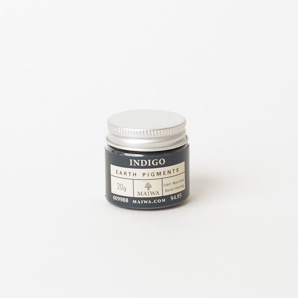 2cf3be144f Indigo Earth Pigment from Maiwa