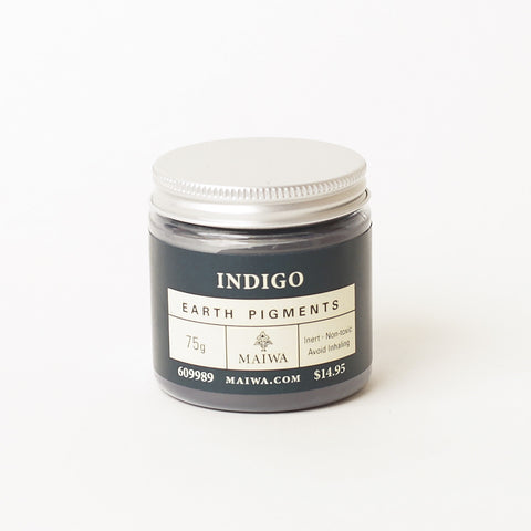 Indigo Earth Pigment from Maiwa