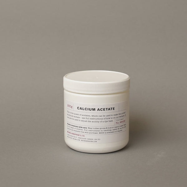 Calcium Acetate 250g (8.8oz)