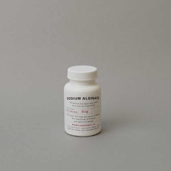 Sodium Alginate  60g (2.1 oz)