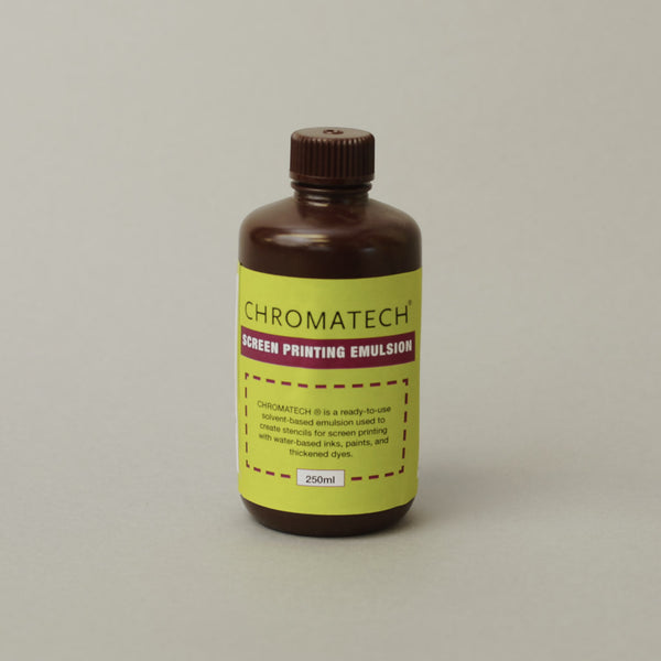 Chromatech Silkscreen Emulsion 250ml (8.8 oz)