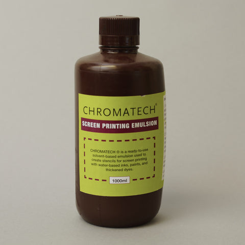 Chromatech Silkscreen Emulsion 1000ml (35 oz)